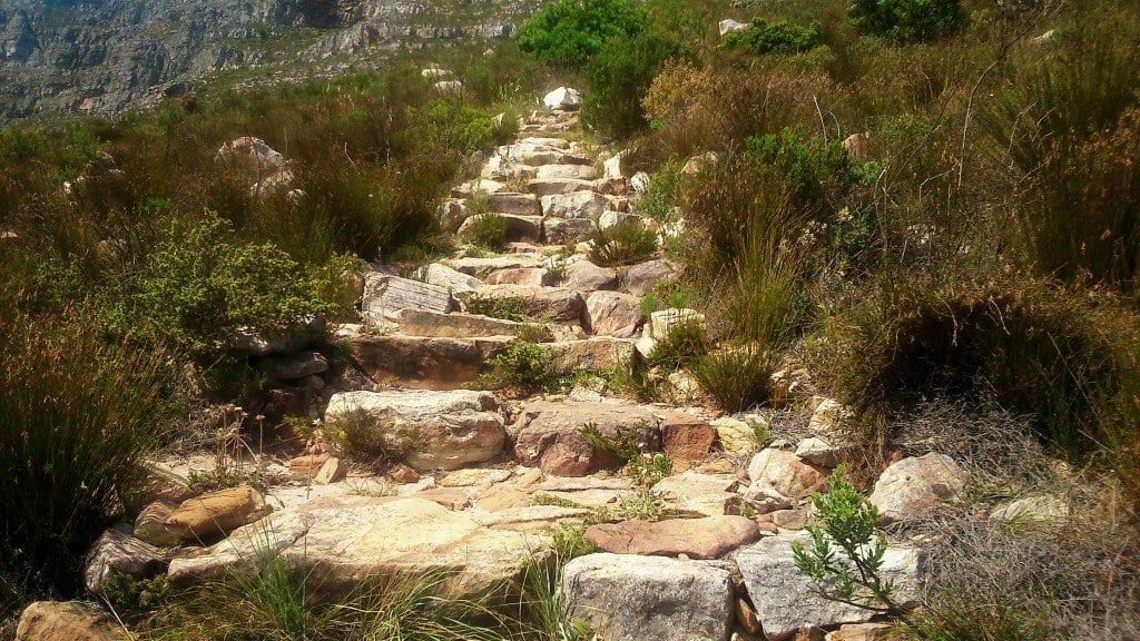 platteklip-gorge-steps