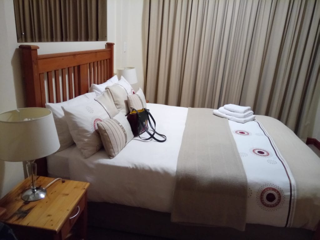 Masada Guest House bed-and-breakfast room