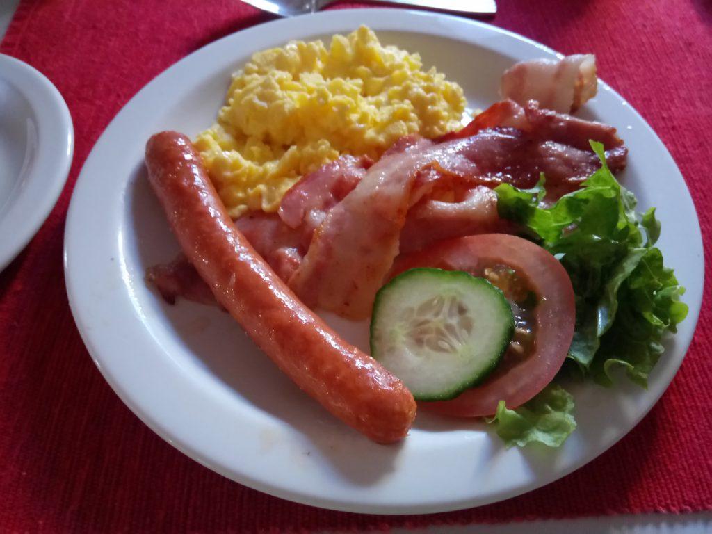 masada guest house breakfast