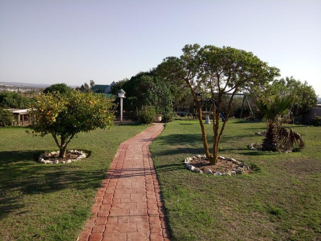 masada guest house garden