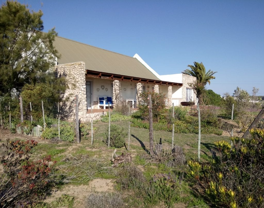 masada guest house self-catering cottage