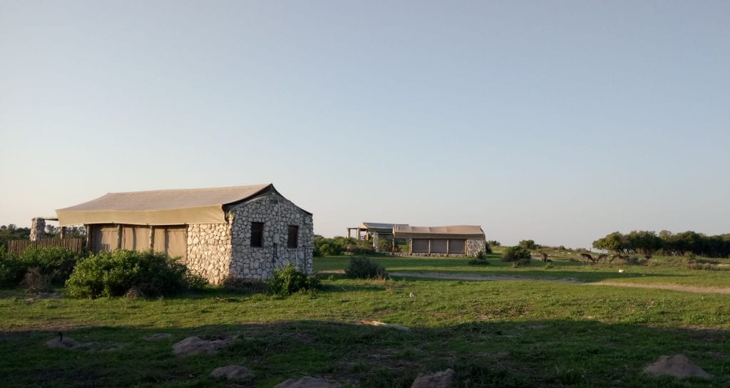 Thali Thali Game Lodge tented camp