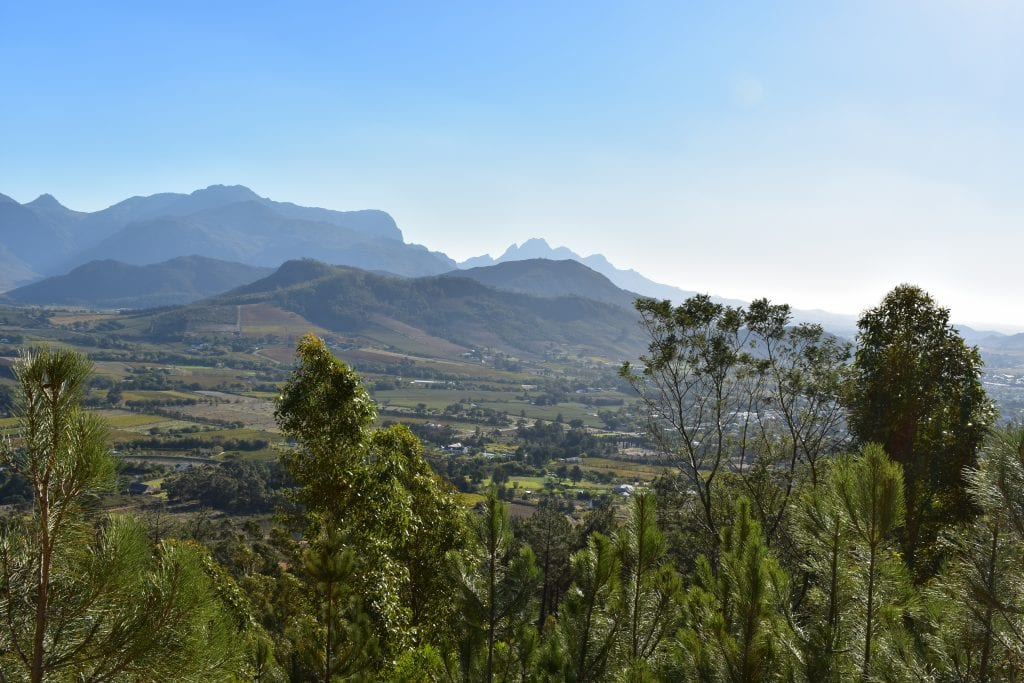 franschhoek-valley