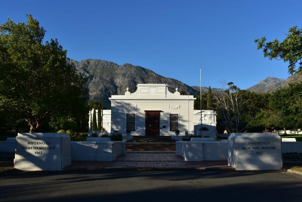 huguenot-monument-museum