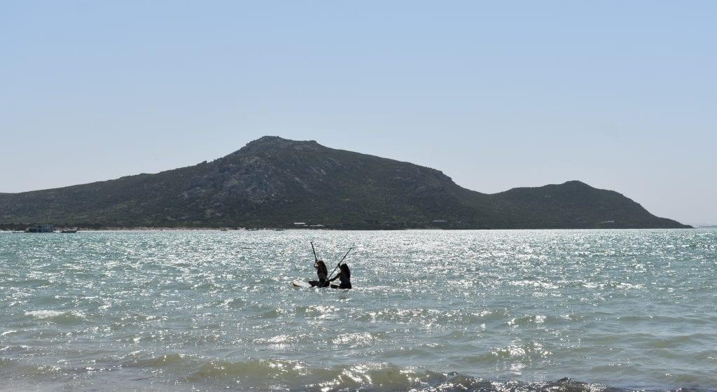 kayaking-kraalbaai
