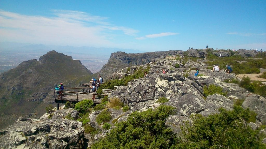 table-mountain-view-points