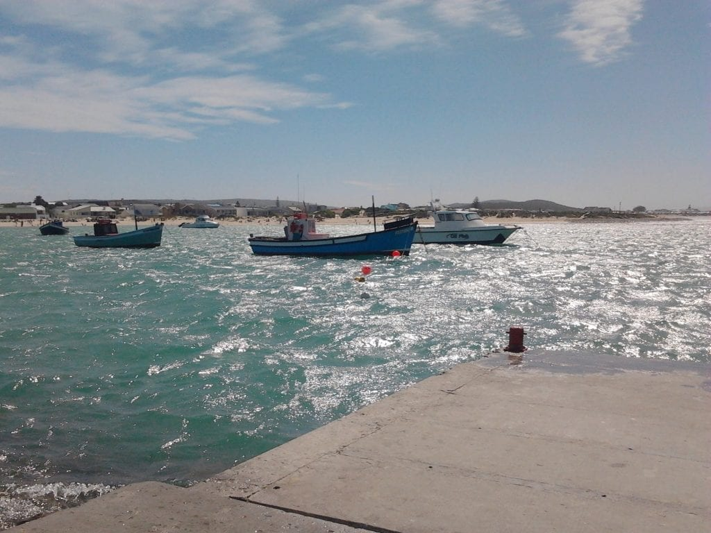 struibaai-harbour