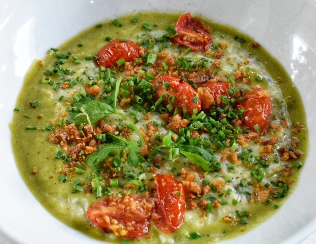 roasted-garlic-broccholi-risotto