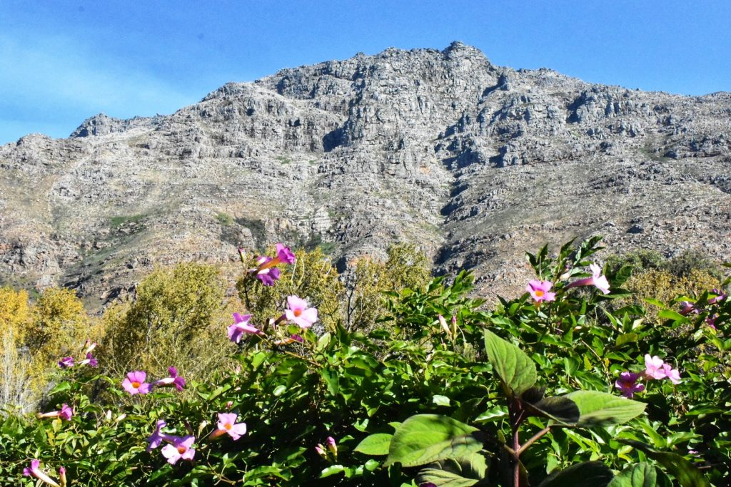 jonkershoek-mountains
