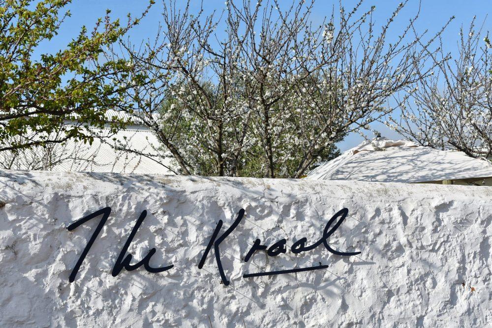 the-kraal-restaurant-sign