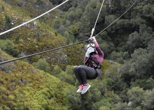 Cape Canopy Tour Ziplining